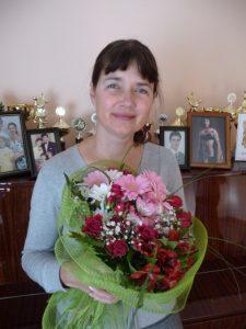 Левицька Ірина Альфредівна